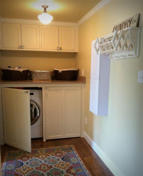 collapsable dining awesome small laundry room organizers and storage