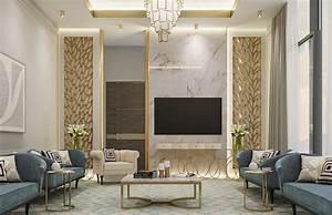 Interior, Design, Of, Modern, Luxury, Residence