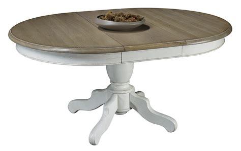 table de cuisine pied central table ronde ma05 tenons mortaises