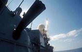Ground-Based Kalibr Missile