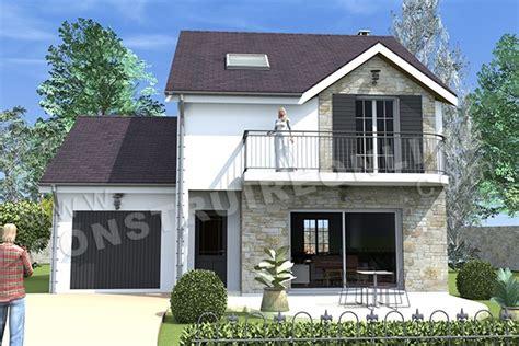 plan maison a etage 3 chambres plan de maison traditionnelle chaumont