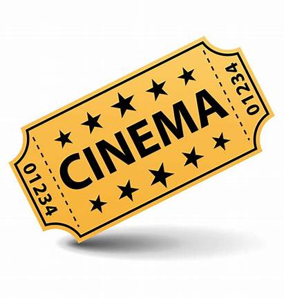Ticket Clip Cliparts Theater Cinema Attribution Forget