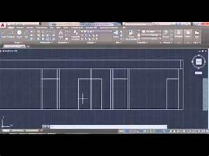 autocad 2015 tutoriel o francais 05 dessiner un plan With awesome dessiner plan maison 3d 0 apprendre autocad en 1h tutoriel realisation maison 3d