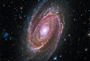Colorful Spiral Galaxy | www.pixshark.com - Images ...