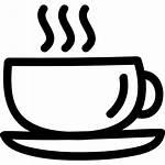 Symbol Koffie Tasse Cup Mok Kaffee Getekende