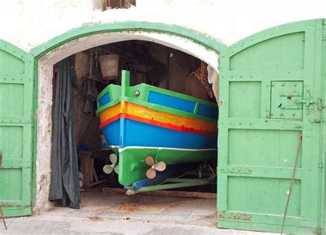 Boat House Xlendi Menu by Classic Maltese Doorways Chevron Blog