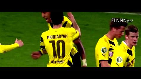 Pierre-Emerick Aubameyang - Goals & Assists 2014/2015 HD ...
