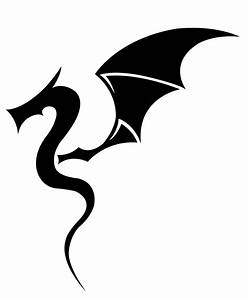 Simple Dragon Tattoo - Best Home Decorating Ideas