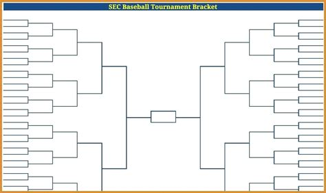 Tournament Bracket Template Tournament Bracket Template 5 Teams Bestuniversities Info