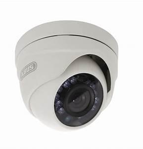 Camera Dome Exterieur : abus mini cam ra d me ext rieure jour nuit tvcc34010 ~ Edinachiropracticcenter.com Idées de Décoration