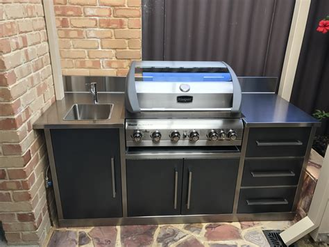 Outdoor Cabinets Perth by Outdoor Kitchens Perth Wa Custom Made Alfresco Kitchens