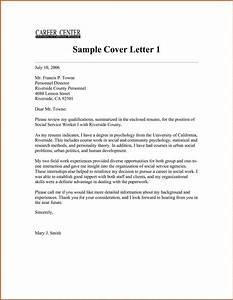 social work cover letter general resumes With cover letter for community service worker