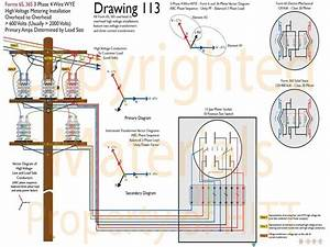 Primary Meter Wiring Diagram