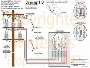 Primary Meter Wiring Diagram