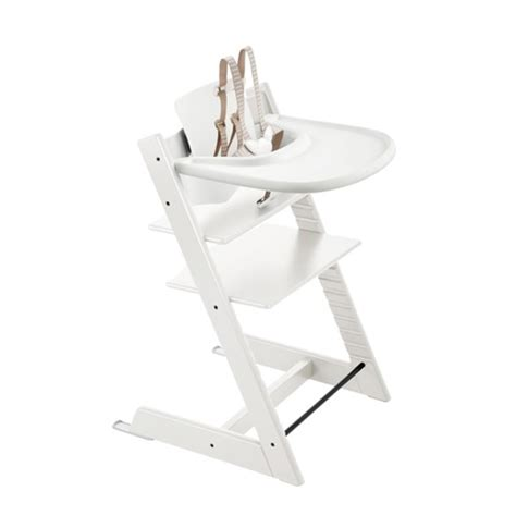 Stokke High Chair Tray White by Stokke Tripp Trapp Tray White