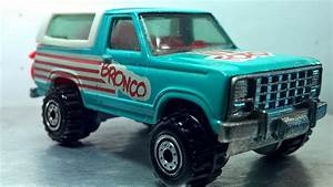 Hot Wheels FORD BRONCO - Collector #56 1989 | Hot wheels, Monster trucks, Cool toys