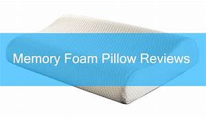 5 of the best memory foam pillow reviews for 2018 With best non memory foam pillow