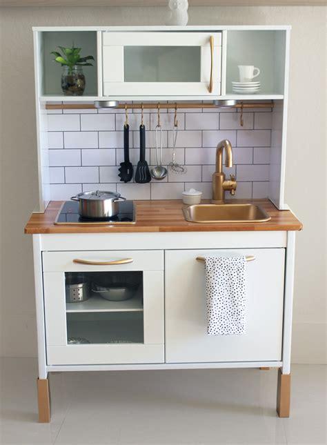 mini ikea play kitchen makeover babiekins magazine