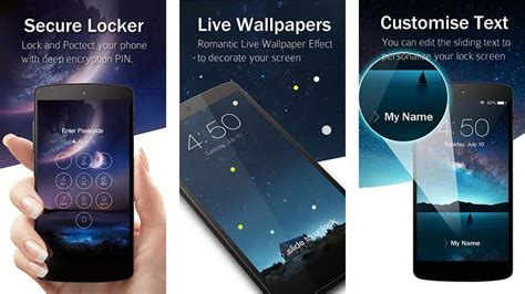 lock screen apps for android 15 best android lock screen apps and lock screen