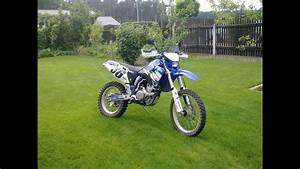 Yamaha Wr 400 F : raw yamaha wr 400 f 2000 yz exhaust brutal sound ~ Jslefanu.com Haus und Dekorationen