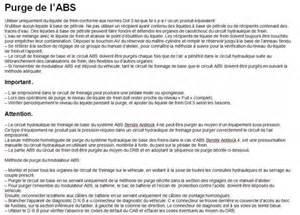Comment Purger Des Freins : comment purger des freins d 39 un v hicule seul forum chrysler voyager minivan renault bmw opel ~ Medecine-chirurgie-esthetiques.com Avis de Voitures