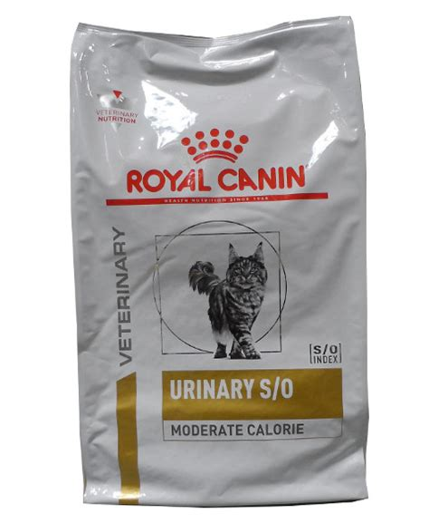 royal canin urinary  moderate calorie veterinary diet