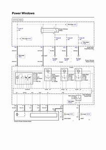 2006 Honda Odyssey Power Window Wiring Diagram