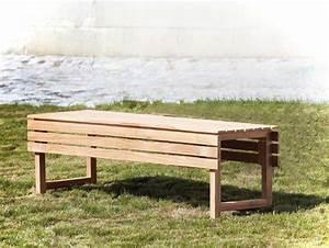Holzbank Garten Rustikal : holzbank garten modern gartenbank holz ohne lehne im installation haus au en dekor mit ~ Orissabook.com Haus und Dekorationen