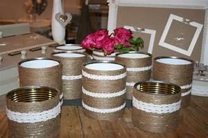 Deco De Table Champetre : decoration table champetre inspirations et decoration ~ Melissatoandfro.com Idées de Décoration
