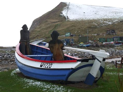 Fishing Boats For Sale Hornsea by Repus Fishing Coble Skinningrove 169 Andrew Curtis Cc By