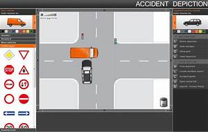 Car Accident  Car Accident Drawing Tool