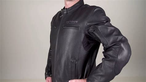 Victory Motorcycles Leather Jackets