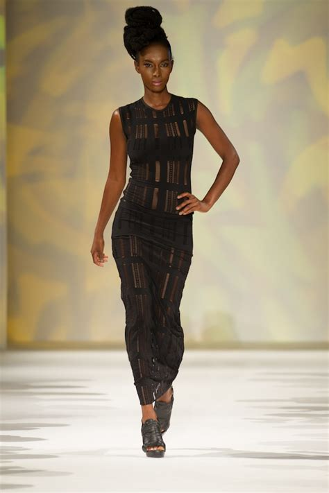 black fashion week paris 2012 laquan smith ciaafrique