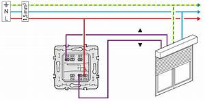 Branchement Volet Roulant électrique : schema branchement bouton volet roulant ~ Melissatoandfro.com Idées de Décoration