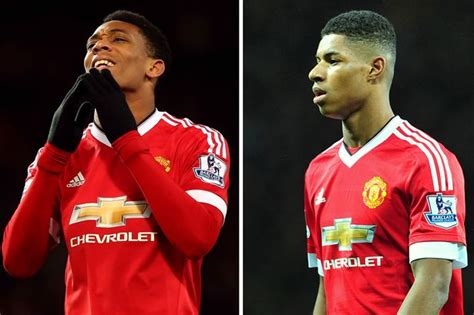 Manchester United Face Big Decision On Marcus Rashford And
