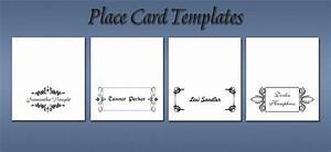 template for place cards 6 per sheet - microsoft word place card template 6 per sheet