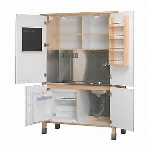 Kitchenette Pour Studio Ikea : ikea varde complete mini kitchen fridge hob sink compact ~ Dailycaller-alerts.com Idées de Décoration