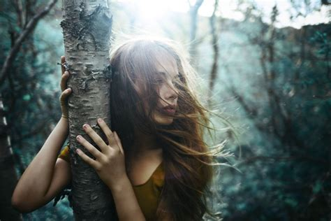 lost girl girl photography forest girl forest
