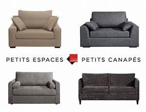 Canapé Lit Petit Espace : photos canap petit espace ~ Premium-room.com Idées de Décoration