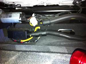 Black Box  Wiring Harness   Under Drivers Seat Hanging Loose