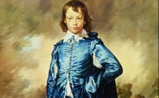 Thomas Gainsborough Blue Boy By