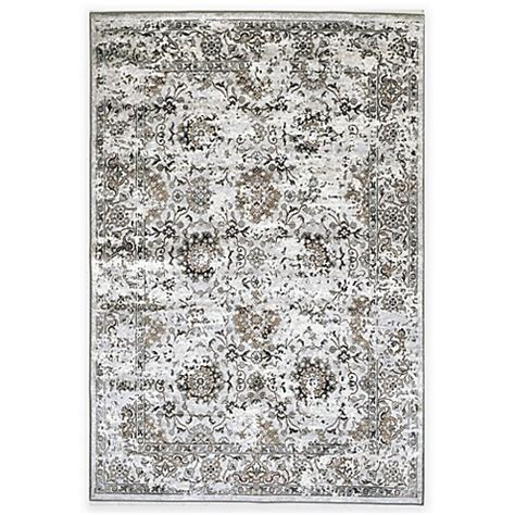 Verona Patina Rug in Grey Bed Bath & Beyond