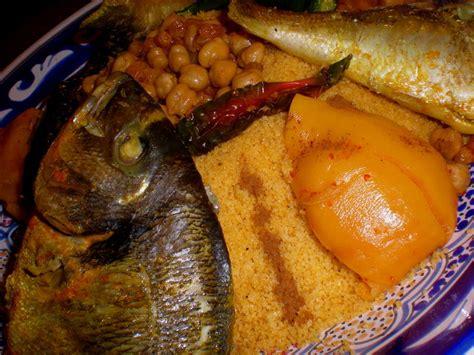 du bruit de la cuisine couscous tunisien d 39 automne au coing et au poisson