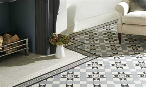 victorian tiles porch hallway tiles  stone tile