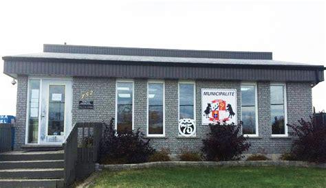 bureau municipal chazel inforoute de la mrc d 39 abitibi ouest