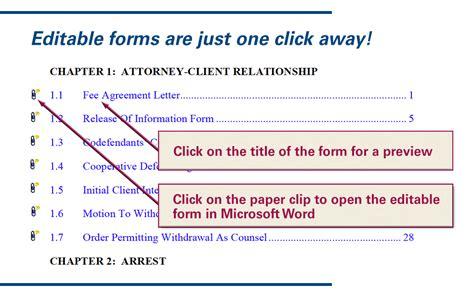 criminal legal forms virginia criminal practice forms