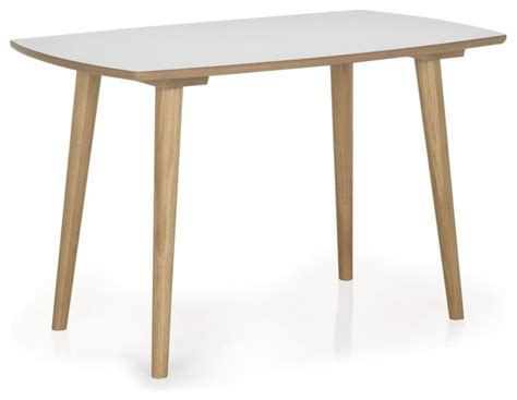 table de cuisine formica skandy table de cuisine l120cm scandinave table à