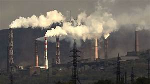 Environmentally Hazardous Industry. Air Pollution by Smoke ...