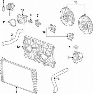 water pump parts for 2013 chevrolet malibu With gm lt engine