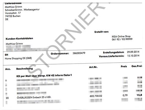 Ikea Bestellen by Tolle Kundenbetreuung Beim Ikea Shop Mit Blick In